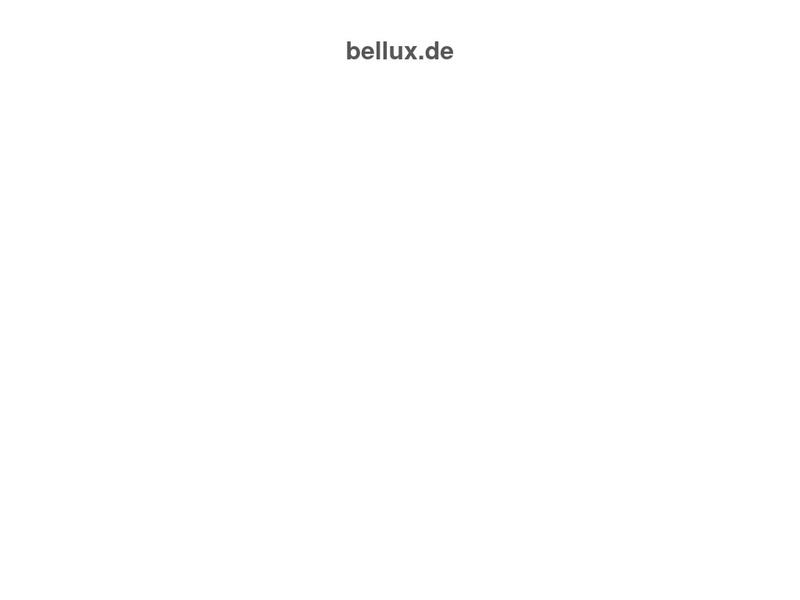 Screenshot von http://www.bellux.de